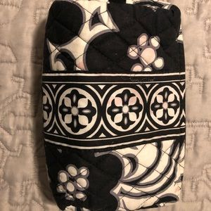 Vera Bradley Beautiful Night and Day Cosmetic Bag